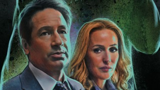 THE X-FILES #1 Fried Pie Variant - Exclusive