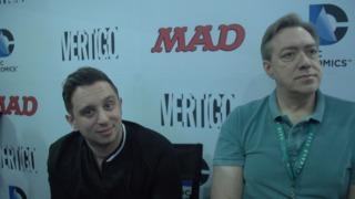 WonderCon 2016: Steve Orlando & Dan Jurgens Get Super
