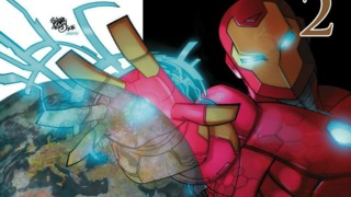 Exclusive Cover Reveal: INTERNATIONAL IRON MAN #2 Pasqual Ferry Variant
