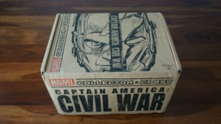 """Unboxing: Funko's Marvel Collector Corps """"Civil War"""" Month Subscription Box"""
