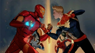 What is CIVIL WAR II all About?