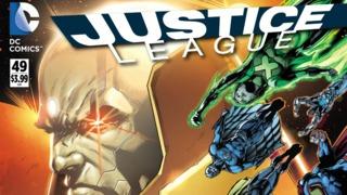 Exclusive Preview: JUSTICE LEAGUE #49