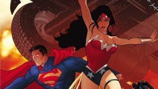 Exclusive Preview: SUPERMAN / WONDER WOMAN #28