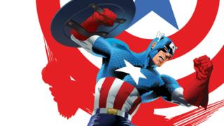 Celebrate Captain America's 75th Anniversary with Jim Steranko Variants