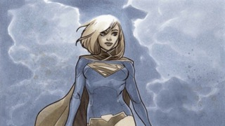 Awesome Art Picks: Supergirl, Batman, Scarlet Witch, and More