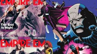 Compare the X-Men: Apocalypse Actors to Their Comic Book Counterparts