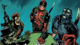 First Look: Deadpool Enters CIVIL WAR II