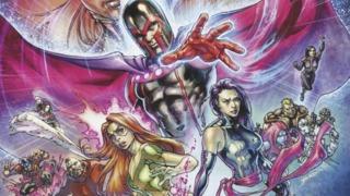 First Look: The X-Men Enter CIVIL WAR II