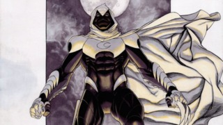 Awesome Art Picks: Moon Knight, Batman, Thanos, and More