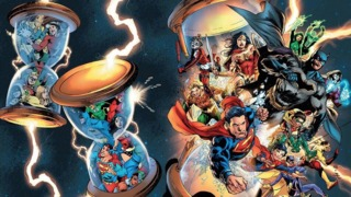 Geoff Johns Talks Big Changes and Spoilers From DC Universe: Rebirth
