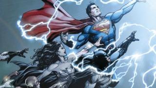 Preview: DC UNIVERSE REBIRTH #1
