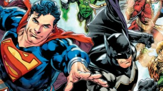 DC Comics Reveals the Cast of DC Universe: Rebirth