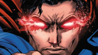 Exclusive Preview: SUPERMAN REBIRTH #1