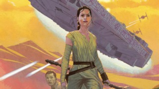 First Look: STAR WARS: THE FORCE AWAKENS ADAPTATION #1