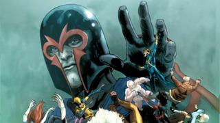 Exclusive First Look: Civil War II: X-Men #2