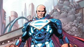 Lex Luthor Declares Himself the New Superman