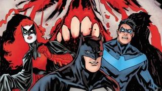 Exclusive: Steve Orlando Talks Batman and Night of the Monster Men