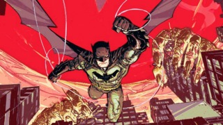 Exclusive: Riley Rossmo Talks Batman and Night of the Monster Men