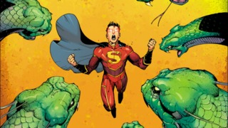 Exclusive Cover Reveal: NEW SUPER-MAN #3