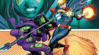 Marvel Comics September 2016 Covers and Solicitations