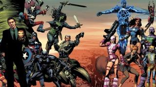 "Marvel Reveals ""Divided We Stand"" Image"