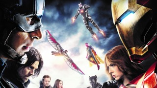Captain America: Civil War Blu-ray Details Released
