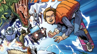 Exclusive Preview: BACK TO THE FUTURE #10