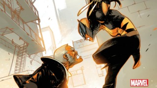 Exclusive Preview: ALL-NEW WOLVERINE #10