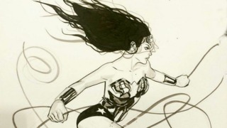 Awesome Art Picks: Harley Quinn, Black Cat, Wonder Woman, and More