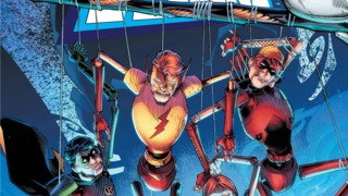 Dan Abnett Talks TITANS #2 and Unraveling the Mysteries of Rebirth