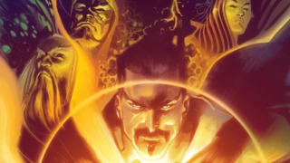 Exclusive First Look: DOCTOR STRANGE AND THE SORCERERS SUPREME #1