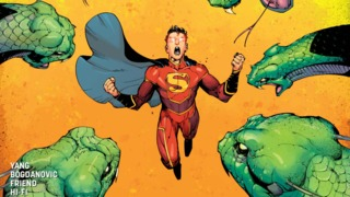 Exclusive Preview: NEW SUPER-MAN #3
