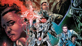 Exclusive Preview: CYBORG #1