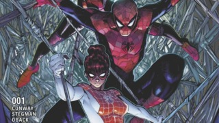 First Look: SPIDER-MAN RENEW YOUR VOWS #1