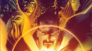 Preview: DOCTOR STRANGE AND THE SORCERERS SUPREME #1