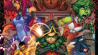Exclusive Preview: TEEN TITANS #1