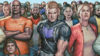 Exclusive Preview: OCCUPY AVENGERS #1