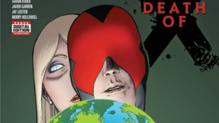Preview: DEATH OF X #3