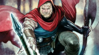 Preview: THE UNWORTHY THOR #1