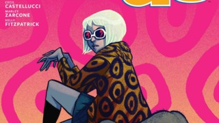 Exclusive Preview: SHADE THE CHANGING GIRL #2