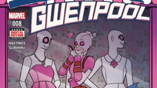 Exclusive Preview: THE UNBELIEVABLE GWENPOOL #8