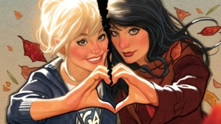 Exclusive Preview: BETTY & VERONICA #2