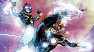 Nova is Back! Check Out These Variants!