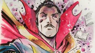 Awesome Art Picks: Wonder Woman, Spider-Man, Doctor Strange, and More