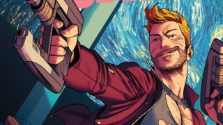 First Look: STAR-LORD #1