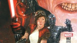 Exclusive: Star Wars: Doctor Aphra #2 Variants Revealed