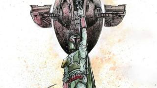 Awesome Art Picks: Thor, Harley Quinn, Boba Fett, and More
