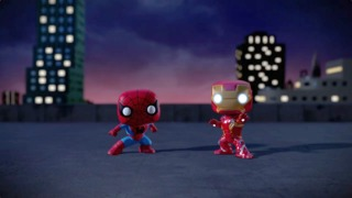 Marvel and Funko Team Up for Animated Shorts