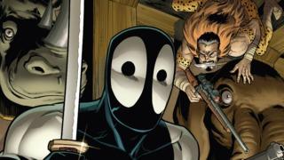 Best Stuff in Comics This Week: 12-5-16