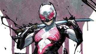 Marvel Announces Venomized Variants